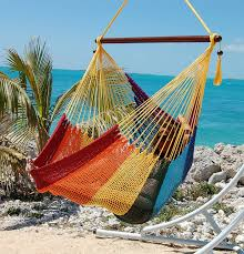 Hammock Overstock by Amazon Com Large Caribbean Hammock Chair 48 Inch Polyester