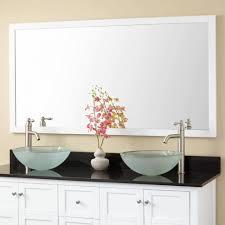 bathroom cabinets custom wall mirrors metal framed mirrors