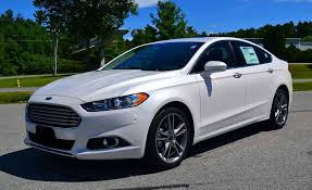 types of ford fusions 2014 ford fusion review top speed