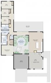 sketch asbury iii bungalow floor plan house plans simple one small