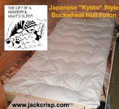 amazon com 100 buckwheat hull futon 30 by 53 inch health