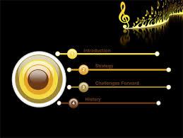 modern music powerpoint template backgrounds 04739