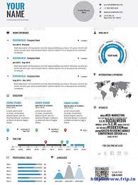Resume Infographic Template 40 Best Infographic Resume Print Templates 2016 Frip In