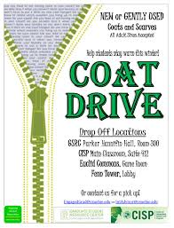 Cleveland State University Map by Grad Student Coat Drive Cleveland State University
