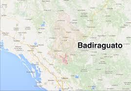 sinaloa mexico map civilian victims in mexico search for el chapo business insider