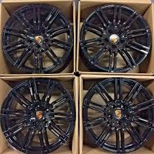 porsche cayenne black rims 20 porsche cayenne s gts turbo gts s 2016 hybrid wheels rims