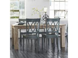 ashley dining table and chairs signature design by ashley mestler table with 4 antique blue chairs