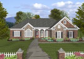 house plans 2000 square feet ranch plan 20065ga brick and stone with vaulted porch bonus rooms