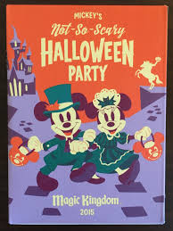 what is mickey s halloween party mickey u0027s not so scary halloween party u2013 disney magicband
