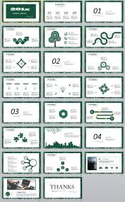 23 green business plan powerpoint templates the highest quality