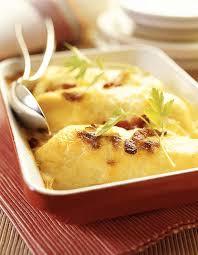 cuisiner quenelles recette quenelles traiteur gratinées façon dauphinoise recette