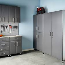 Closetmaid Garage Storage Cabinets Stupendous Closetmaid Pro Garage Cabinets From Thick Particle
