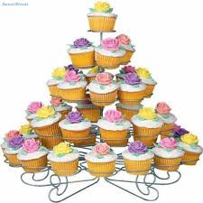 5 tier cupcake stand aliexpress buy sweettreats 5 tier cupcake tower stand