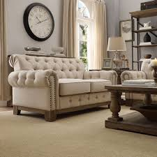 Leather Chesterfield Style Sofa Living Room Grey Chesterfield Style Sofa Leather Chesterfield