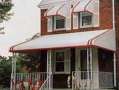 Century Awning Vintage Houses With Window Awnings Replacement Awnings