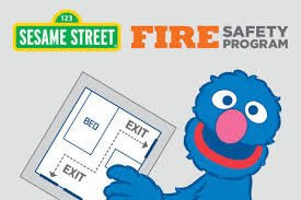 sesame safety program for preschool children