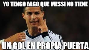 Memes De Cristiano Ronaldo - el autogol de cristiano ronaldo y sus memes gacelacardona