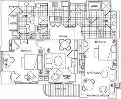 Mgm Grand Floor Plan Las Vegas Mgm Signature Units All Luxury Suites 2 Bedroom 2br 1