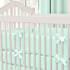 Mint Green Crib Bedding Solid Mint Crib Bedding Crib Bedding Carousel Designs