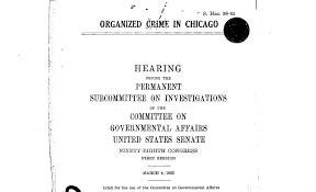 organized crime elites and organized crime preface