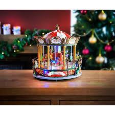 led carousel decorations b m