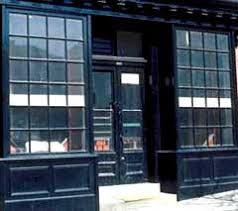 Century Awning Industrial Preservation Brief 11 Rehabilitating Historic Storefronts