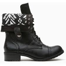 low heel popular cut pu leather boots boots increase best 25 fold boots ideas on brown combat boots