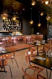 on trend copper orange australia bar and interiors
