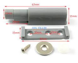 Kitchen Cabinet Door Buffers Cabinet Door Magnet Lock Best Cabinet Decoration