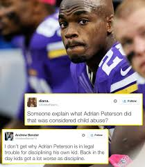 Adrian Peterson Memes - child beaters adrian peterson s four year old obviously had it