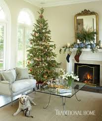 light filled arizona home decked for the holidays traditional home colleen duffley ready for christmas