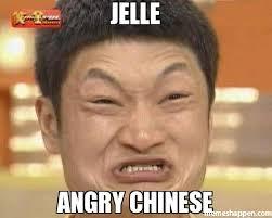 Chinese Man Meme - jelle angry chinese meme impossibru guy original 23421 memeshappen