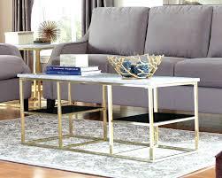 gold side table ikea vittsjo coffee table ikea kojesledeci com