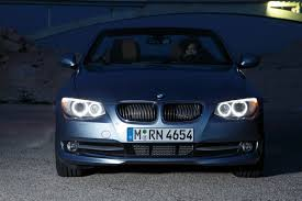 bmw 3 series e93 convertible 2011 bmw 3 series coupe and convertible facelift photos and