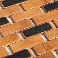 Bamboo Bath Rug Amazon Com Luxury Roll Up Bamboo Bath Shower Spa Sauna Mat 23 6