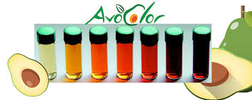 natural food coloring from the seed of the avocado avocolor