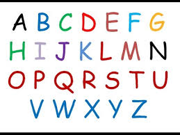 writing the english alphabet tracing abc for kids letters of