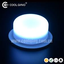led light remote rgb rechargeable diy led furniture light