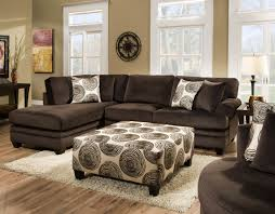 Albany Sectional Sofa Albany 8642 Sectional Laf Chaise And Raf Sofa By Albany For