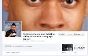 Handsome Man Meme - image 790470 dashing black man holding dangerously large dorito