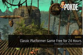 classic platformer game free for 24 hours once claim it u0027s yours