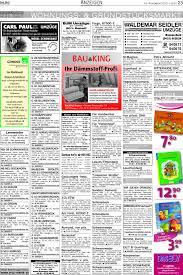 Baugrundst K Das Blv Ausgabe Vom 10 11 2010 Seite 23