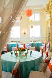 baby nursery exciting wedding decorations orange purple