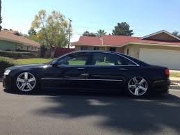 audi a8l accuair suspension build audiworld forums