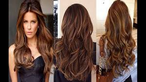 Best Natural Highlights For Dark Brown Hair Dark Hazelnut Color And Natural Medium Highlights Best Brands To