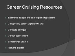 Career Cruising Resume Builder Clovis North High Counseling Staff Kerince Nguyen Head