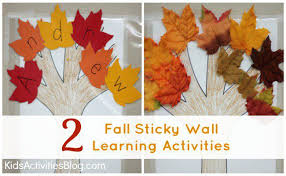 7 fall leaf crafts for
