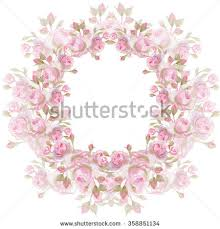 Greeting For Wedding Card Greeting Card Roses Watercolor Can Be Stock Illustration 367736891