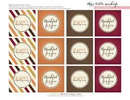 free thanksgiving printable favor tags thanksgiving favortags