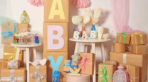 babyshower decorations 5 cheap unique baby shower decoration ideas